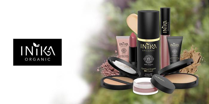 INIKA Product Range