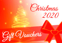 Gift Vouchers - 2020 Christmas Specials